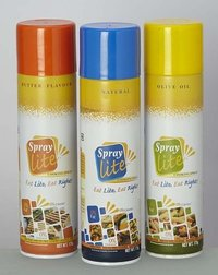 Tin Plate Aerosol Spray Cans