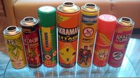 Aerosol Spray Cans (Tin Plate)