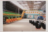 Automatic Overhead Conveyor