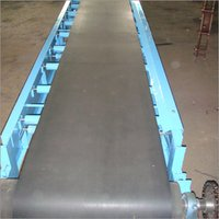 Industrial Flat Belt Conveyor