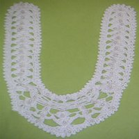 Diamond Crochet Laces