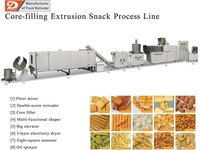 Snack Machine Food Extruder Puffed Corn Snack Machine