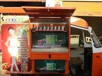 Mobile Soda Machines