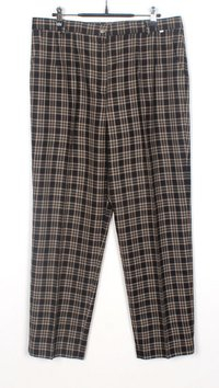 Men'S Cottong Trouser