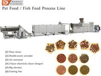 Fish Feed Ffsh Food Pet Food Machine