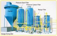 Effluent Treatment Machine