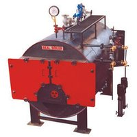 Horizontal Package Boiler