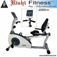 Semi Commercial Recumbent Bike (6380R-M)