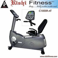 Semi Commercial Recumbent Bike (C1000R-AT)