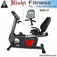 Semi Commercial Recumbent Bike (880R-AT)