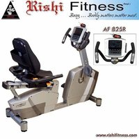 Semi Commercial Recumbent Bike (AF 825R)