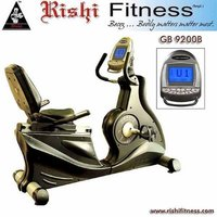 Semi Commercial Recumbent Bike (GB-9200B)