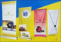 Luxury Rollup Banner Stand
