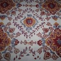 Floral Pattern Bed Sheets