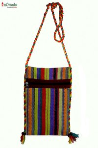 Jute Cotton Shoulder Bag