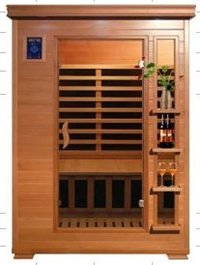 Far Infrared Sauna HL-200U