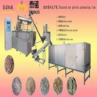 Textured Soy Protein Process Line