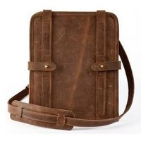 Leather Suede Ipad Cover Cas Bag