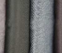 Functional Twill Woollen Garment Fabric
