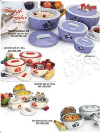Rhythm Hot Pot Set of 4 Pcs.