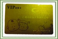 Hospital Insurance Card With Silver/Golden Colour