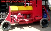 Red Clay Bricks Making Machine