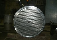 Heat Exchanger With Double Tube Sheet