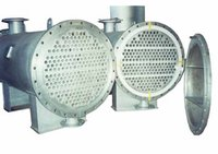 Heat Exchanger With Shell And Tube