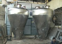 10 Kl Conical Bottom Hopper
