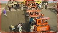 Concrete Paver Machine