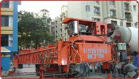 Road Concrete Paver Machine