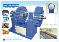 Pvc Breaded Hose Pipe Plant