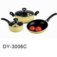5pcs Aluminum Cookware Set