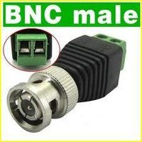 BNC Connector With Screw