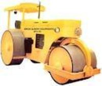 Road Roller On Rent