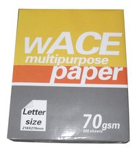 Letter Size Copy Paper