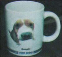 Bone China Coffee Mug Size