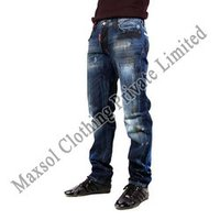 Men's Basic Denim Pant