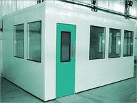 Pre-Fabricated Modular Clean Rooms