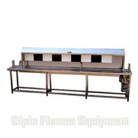 Online Visual Bottle Inspection Machine