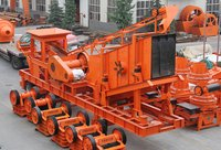 Famous Brand Mobile Crusher