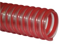 Red Delivery Hose/Pipe