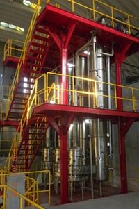 Falling Film Evaporator