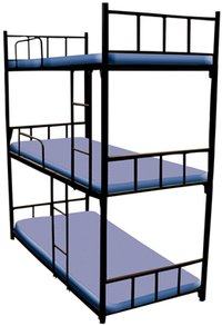 3 Tier Bunk Bed