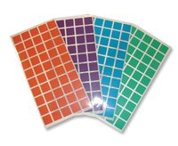 Permanent Adhesive Labels