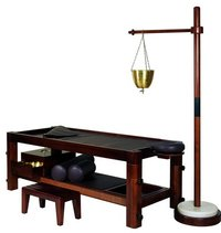 5in1 Multifunctional Solid Wood Massage Bed