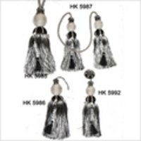 Tassels Tiebacks