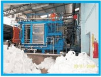 Pneumatic Block Moulding Machine