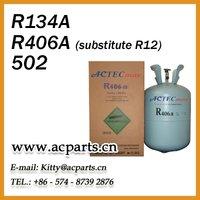 Refrigerant R134a,R406a