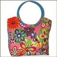 Floral Ladies Bag